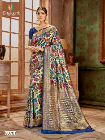 Shakunt Saree Yogini 80701-80704 Series