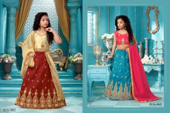 Sanskar Style Baby Doll Vol-66 2561-2566 Series