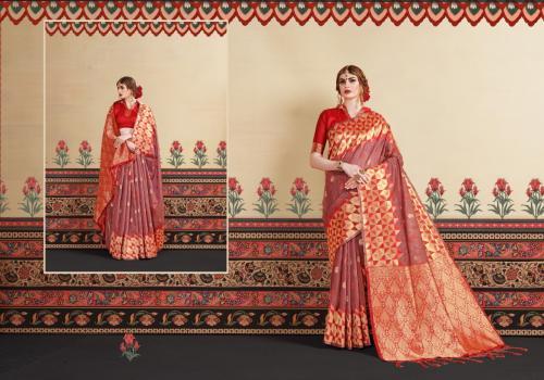 Yadu Nandan Fashion Kranti Silk 29768 Price - 1205