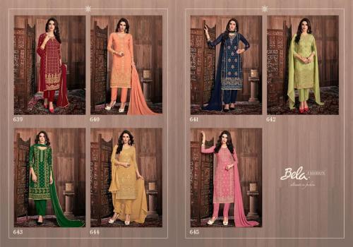 Bela Fashion Presia 639-645 Price - 10710