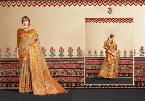 Yadu Nandan Fashion Kranti Silk 29765 Price - 1205