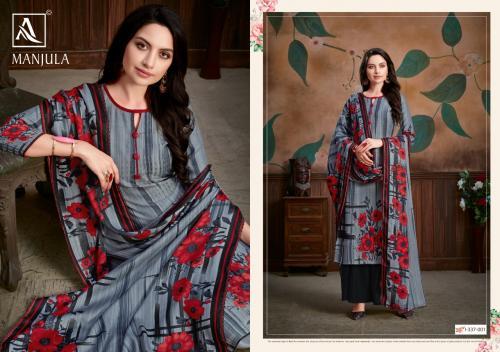 Alok Suits Manjula 337-001 Price - 580