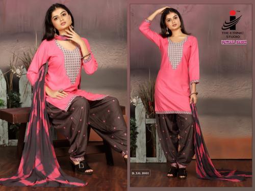 The Ethnic Studio Patiyala Babes 1001 Price - 725