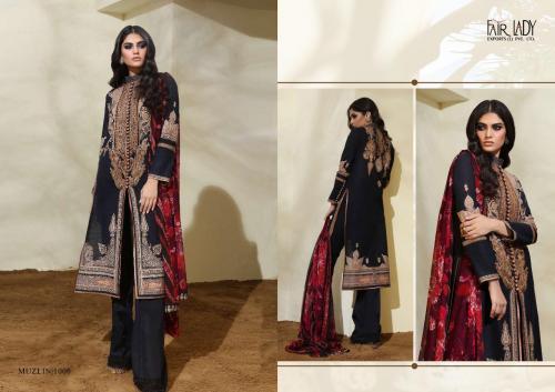 Mumtaz Arts Fair Lady Muzlin SS1006 Price - LAWN Dupatta - 829 , CHIFFON Dupatta - 799
