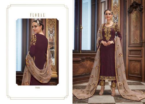 Jinaam Floral Helena 7500 Price - 1890
