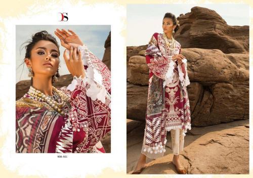 Deepsy Suits Crimson Lawn-19 900-501-900-506 Series
