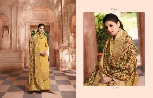 Lt Fabrics Nitya Vol-146 4601-4608 Series