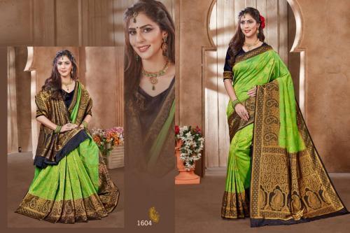 Jyotsana Saree Kanjivaram Silk 1604 Price - 2250