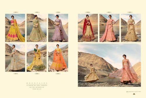 Royal Virasat Lehenga 914-922 Price - 63955
