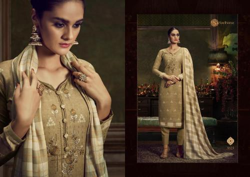 Sadhana Fashion Burberry 9523 Price - 750