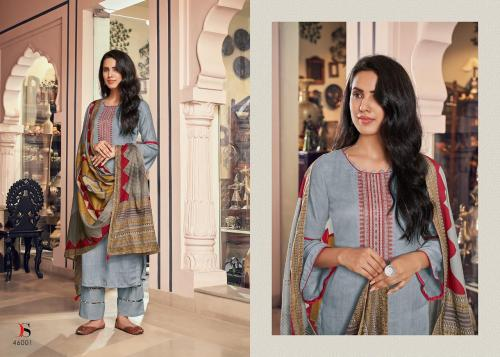 Deepsy Suits Panghat Vol-5 46001-46008 Series