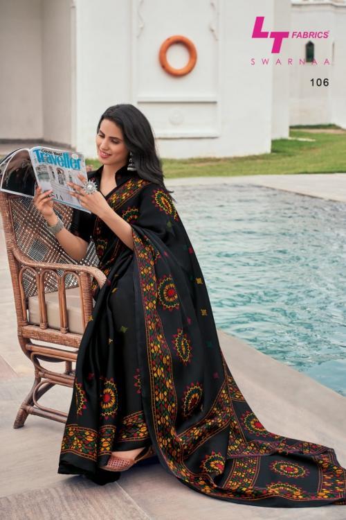 LT Fabrics Swarnaa 106 Price - 849