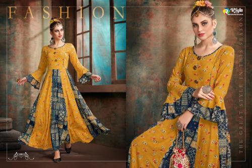 Riya Designer Aaisha 1001 Price - 1049