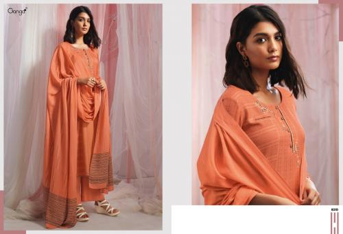 Ganga Soft As A Dove 8210-8218 Series