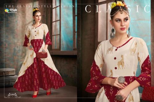 Riya Designer Aaisha 1004 Price - 1049
