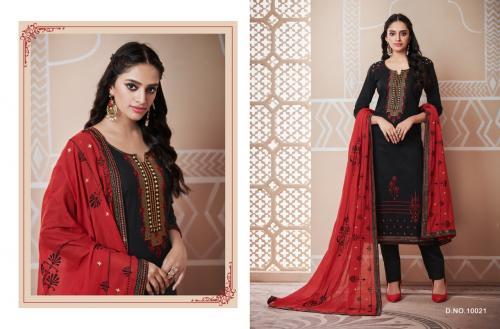 Kessi fabrics Ramaiya Gehana 10021-10028 Series