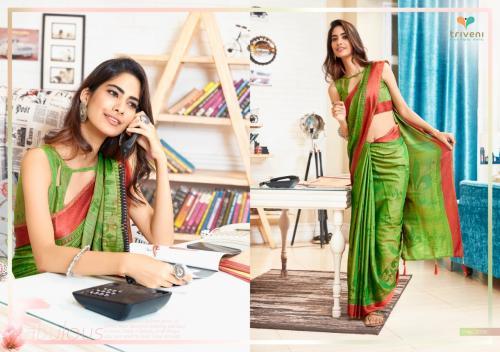 Triveni Saree Bella 25135 Price - 975