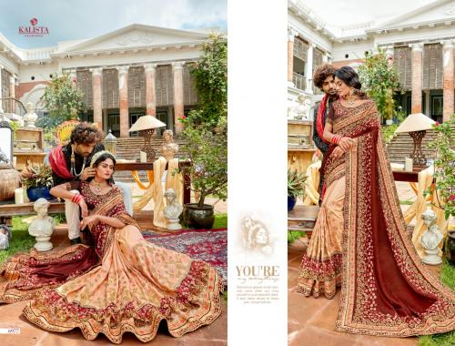 Kalista Fashion Khwaab Vol-14 6977-6984 Series
