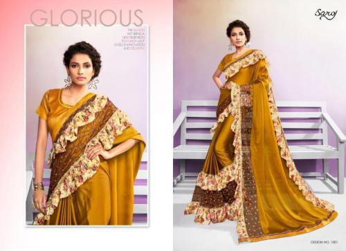 Saroj Saree Tani Bani 1001 Price - 1295