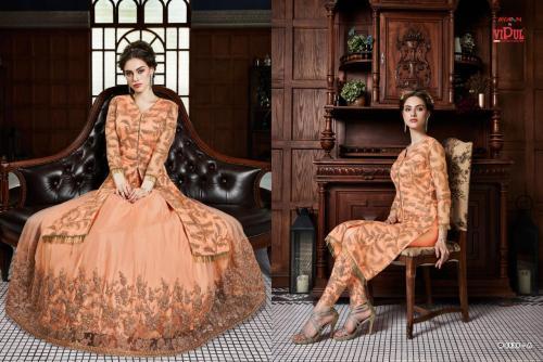 Vipul Fashion Eternity 4536 - Colors