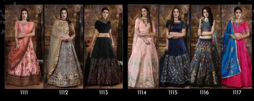 Khushboo Resham 1111-1117 Price - 21866