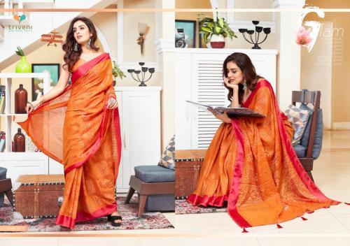 Triveni Saree Bella 25133 Price - 975