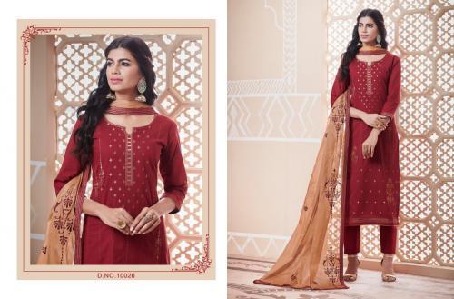 Kessi Fabrics Ramaiya Gehana 10026