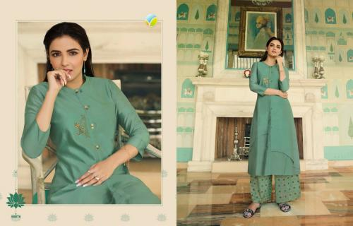 Vinay Fashion Mint 36876 Price - Inquiry On Watsapp Number For Price