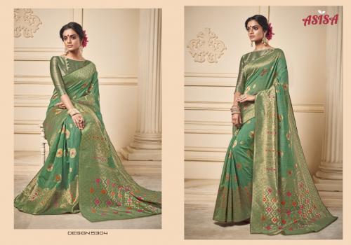 Asisa Saree Poorvi 5304 Price - 1415