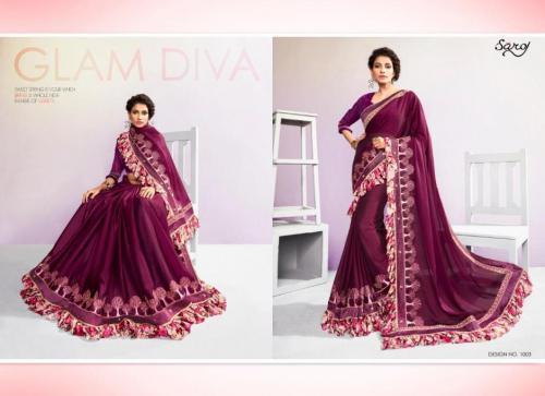 Saroj Saree Tani Bani 1003 Price - 1295