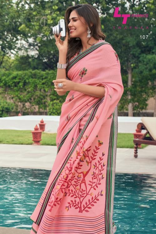 LT Fabrics Swarnaa 107 Price - 849