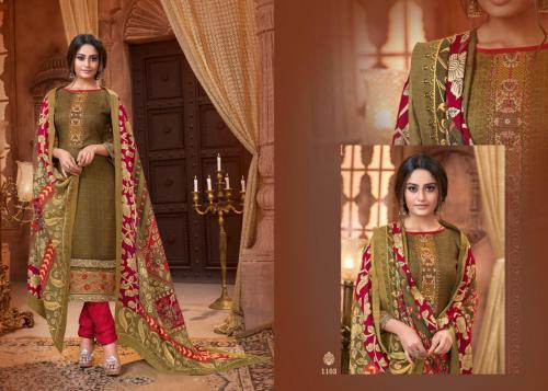 Mrigini Pashmina Collection 1103 Price - 595