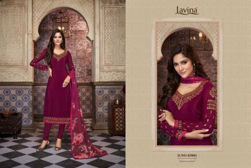 Lavina Vol-83 Gia 83001-83007 Series