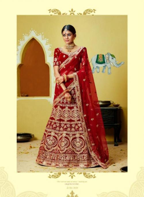 Kessi Fabrics Wedding Express 3436 Price - 5435