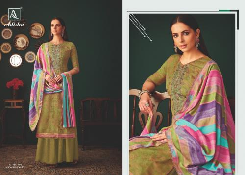 Alok Suits Adisha 457-006 Price - 775
