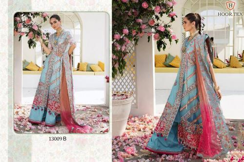 Hoor Tex Nafiza Colour Gold 13009 B Price - 1650