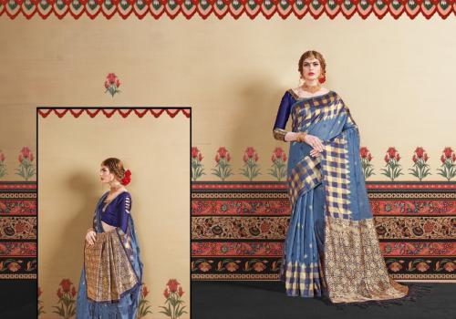 Yadu Nandan Fashion Kranti Silk 29770 Price - 1205