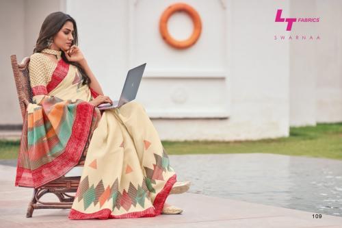 LT Fabrics Swarnaa 109 Price - 849