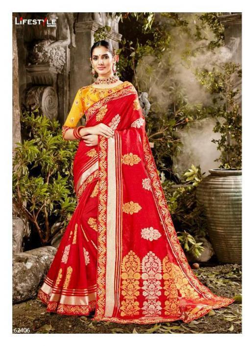 Lifestyle Saree Roopwati 62406 Price - 1562