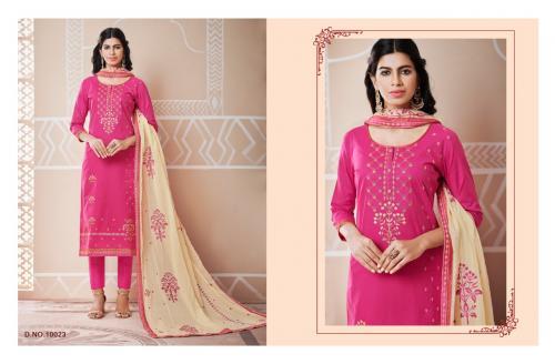 Kessi Fabrics Ramaiya Gehana 10023