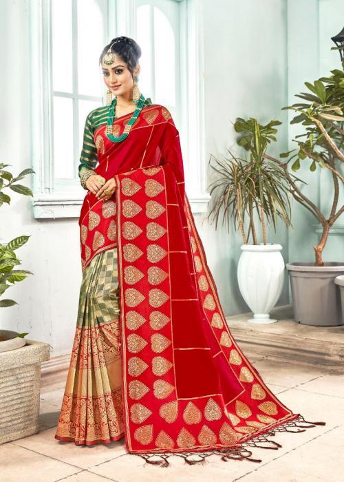 Yadu Nandan Fashion Angaari 29206-29211 Series