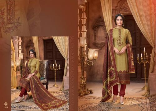 Mrigini Pashmina Collection 1106 Price - 595
