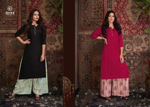 R Studio Rayan Kashvi 1006-1007 Price - 1198