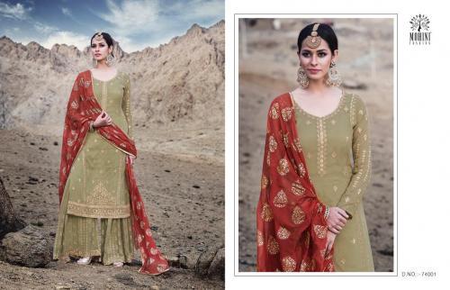 Mohini Fashion Glamour Vol-74 74001-74006 Series