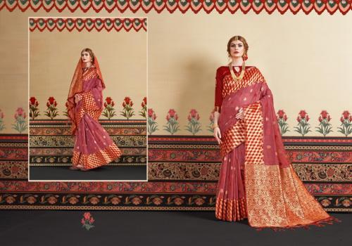 Yadu Nandan Fashion Kranti Silk 29772 Price - 1205