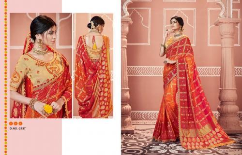 Kessi Fabrics Bandhej 2137