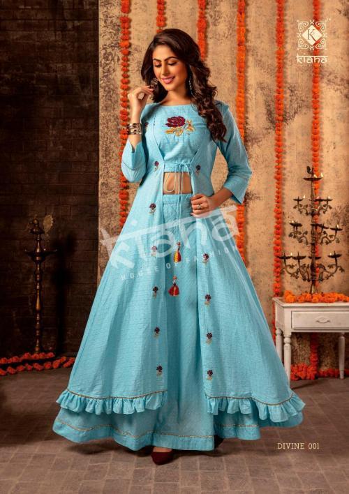Kianaa Fashion Divine 001-006 Series
