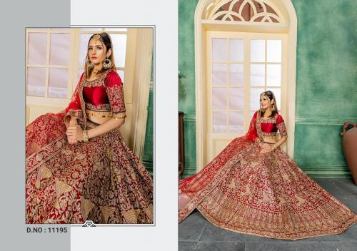 Peafowl Bridal Collection 11195 Price - 2422