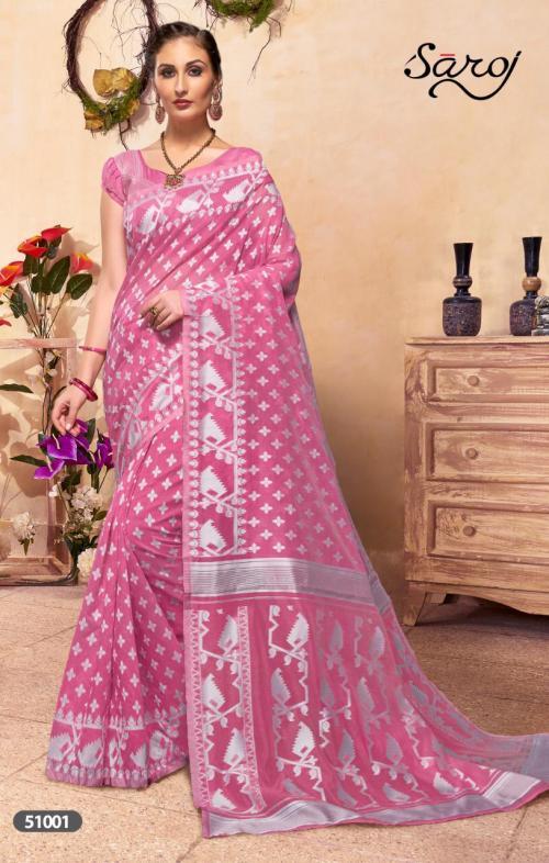 Saroj Saree Minakshi 51001-51006 Series