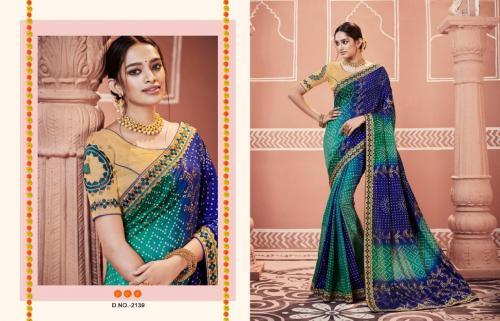 Kessi Fabrics Bandhej 2139